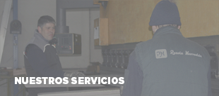 Acceso a la sección nuestros servicios