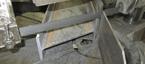 Servicio de sierra de cinta corte a inglete